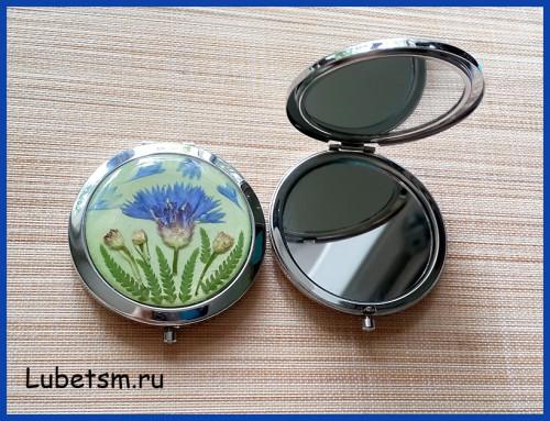 Зеркала с цветами